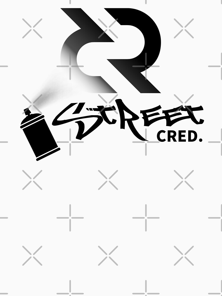 Street Cred ™ v2 'Design timestamped by https://timestamp.decred.org/'  by OfficialCryptos