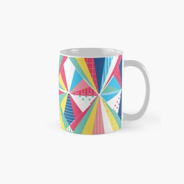 Fun Fair Pattern Print Classic Mug