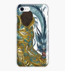 dragon armour iPhone Case/Skin