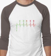 Motorcycle Heartbeat Gear Shift RPM EKG T-Shirt