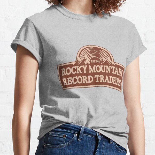 Rocky Mountain Record Traders Logo - Life is Strange: True Colours Classic T-Shirt