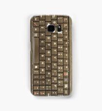 Keyboard Samsung Galaxy Case/Skin