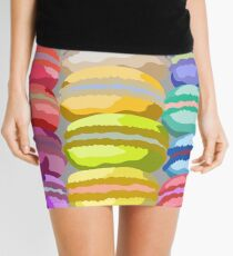 Macarons Mini Skirt