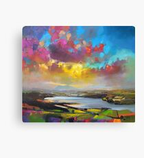 Struie Hill, Dornoch, Scotland Canvas Print