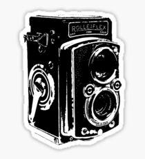 Rolleiflex Automat Sticker
