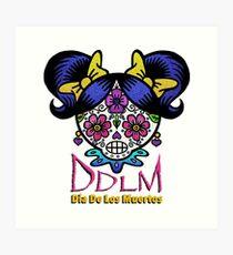 Day of the Dead/Dia de Los Muertos Art Print