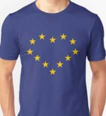 EU heart T-Shirt