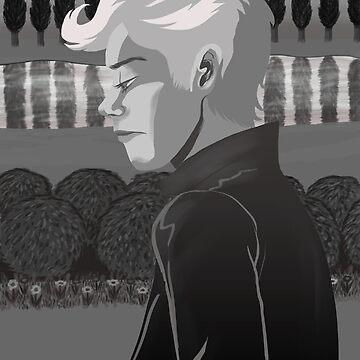 A Boy Named Dash by krustallos