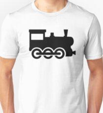 Train locomotive Unisex T-Shirt