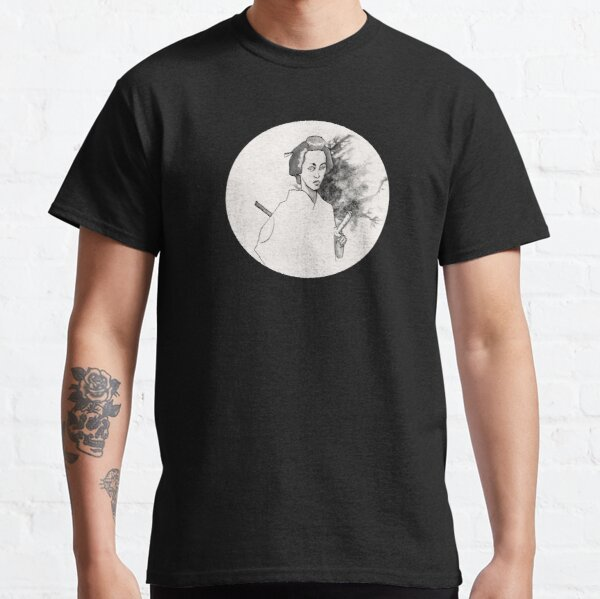Onna-Bugeisha Classic T-Shirt