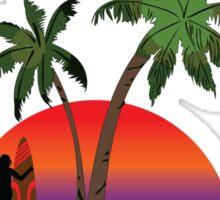 Bondi Beach Sydney Australia Sticker