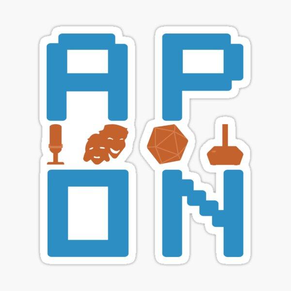 All Ports Open Network Logo Sticker