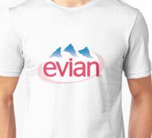 Evian Logo Unisex T-Shirt