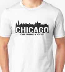Chicago Skyline Design! Unisex T-Shirt