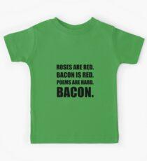Bacon Poem Kids Clothes