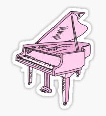 Baby rosa Flügel Sticker