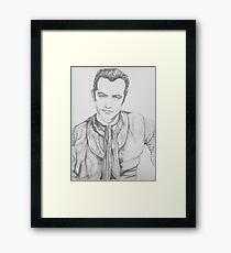 Adam Cartwright Framed Print