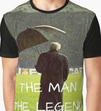 Newcastle United Sir Bobby Robson Graphic T-Shirt