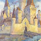 Castle of your dreams by Kasheva