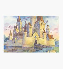 Castle of your dreams Photographic Print