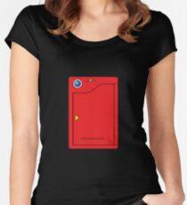 Original Pokedex Women's Fitted Scoop T-Shirt