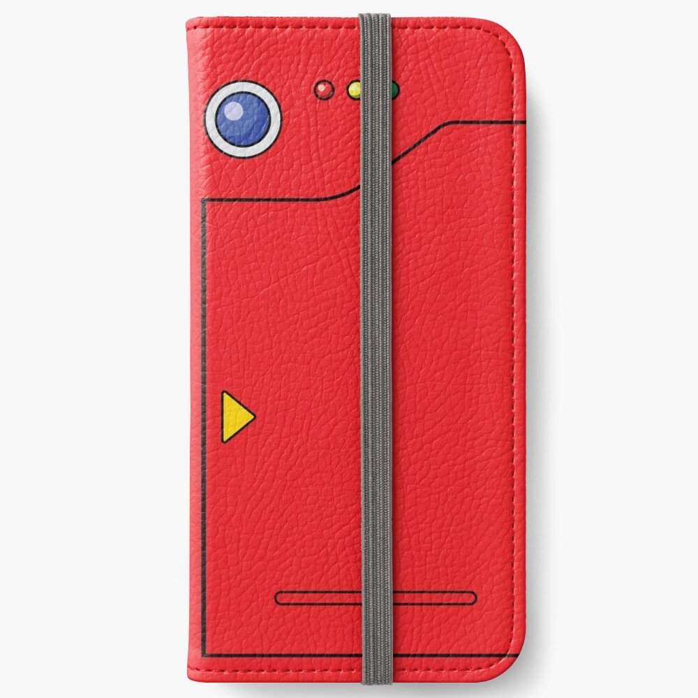 Original Pokedex iPhone Wallet