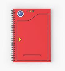 Original Pokedex Spiral Notebook