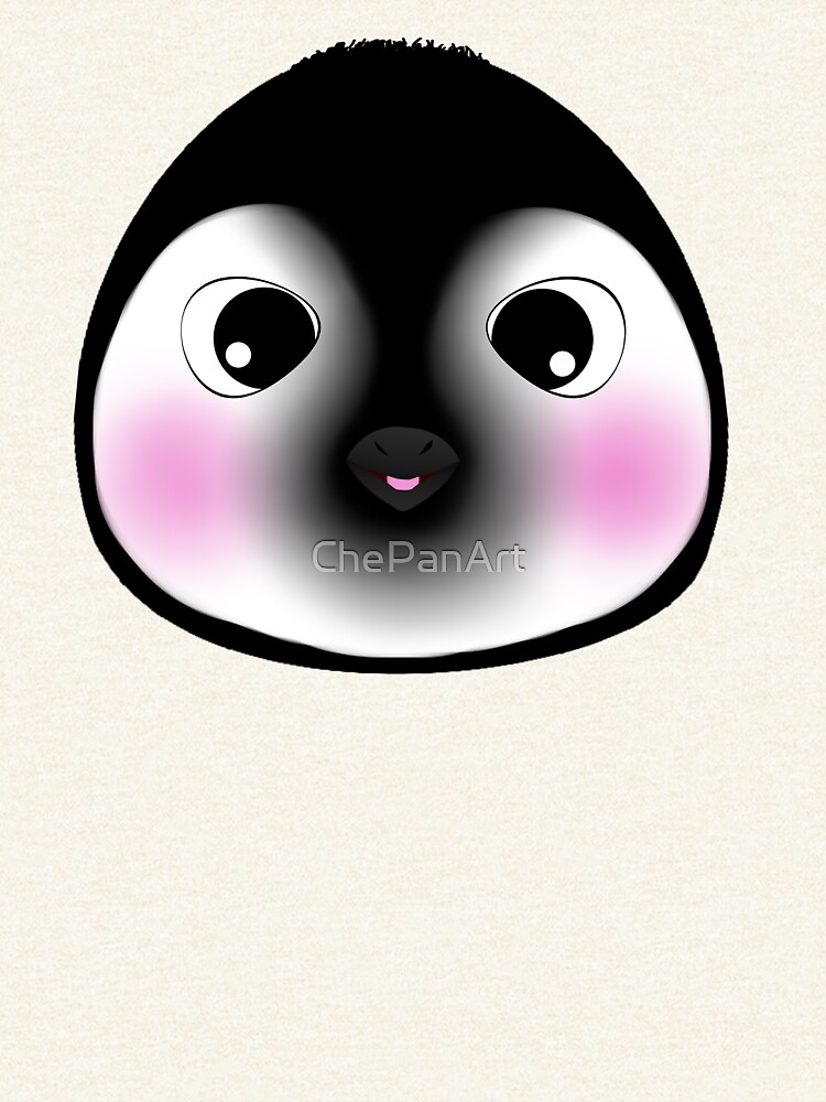 Silly Little Penguin! by ChePanArt