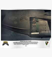 Operation Just Cause Poster