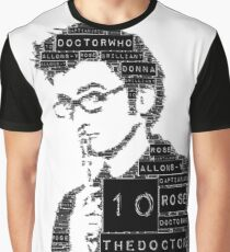 10th doctor Graphic T-Shirt