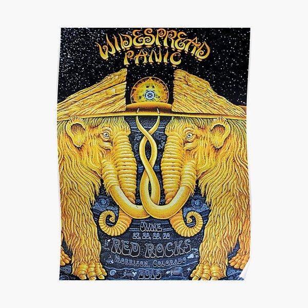 twins elephant Poster