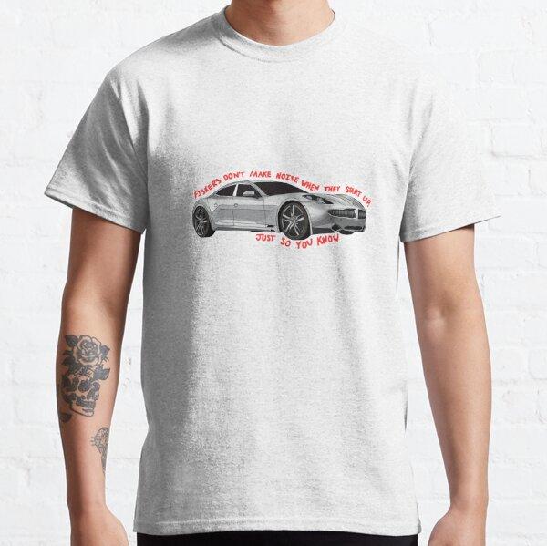 Sweatpants Lyric Classic T-Shirt
