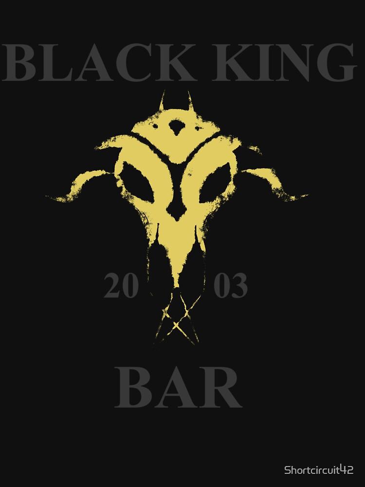 Black King Bar | Unisex T-Shirt
