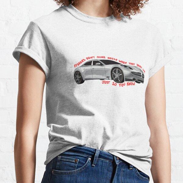 Sweatpants Lyric Transparent Background Classic T-Shirt