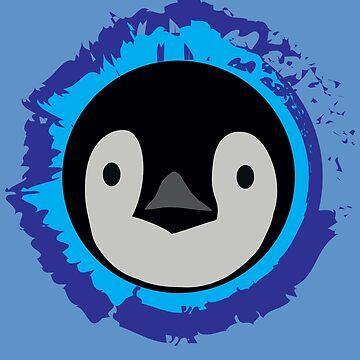 Penguin by Boscy