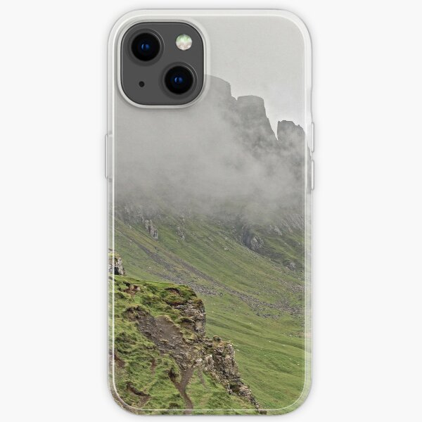 The Quiraing iPhone Soft Case