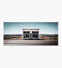 Prada, Marfa, TX Photographic Print