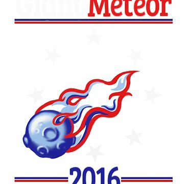 Giant Meteor 2016 by Liam-Wilson