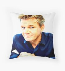 Gorgeous Gordon Throw Pillow