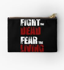 Bolso de mano Fight The Dead / Fear The Living - The Walking Dead