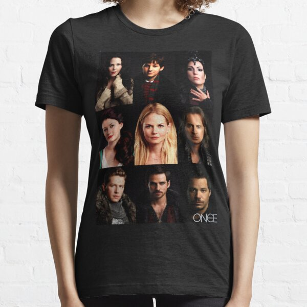 OUAT Posters Tee T-shirt essentiel