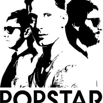 Popstar - Never Stop Never Stopping Version One by tommcollinss