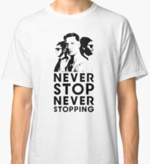 Popstar - Never Stop Never Stopping Version Two Classic T-Shirt