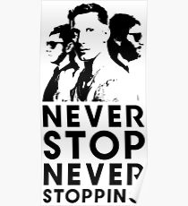 Popstar - Never Stop Never Stopping Version Two Poster