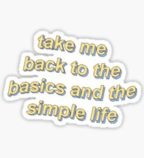 Troye Sivan Lyrics Sticker