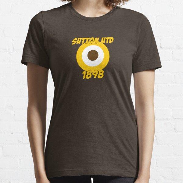 Sutton Utd Roundel Essential T-Shirt