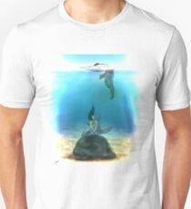 A Sailor In Peril Unisex T-Shirt