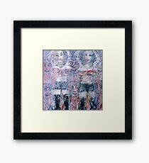 sexi women 1  Framed Print