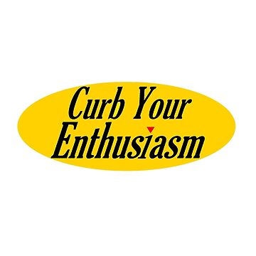 Curb Your Enthusiasm - Mustard by eyesofmarge