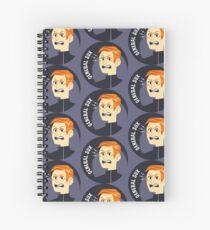 General Sux Spiral Notebook